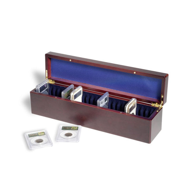 Lighthouse Wooden 25 Capacity Box - Single Row