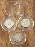Model A Direct Fit Air Tite Coin Holders