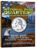 Harris Folder: National Park Quarters P&D