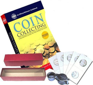 Beginners Coin Collecting Kit #101