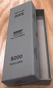 Gray Box for bank rolled SBA/Sac/Presidential Dollars