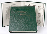 Littleton Album for Eisenhower Dollars 1970-1978