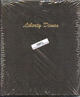 Dansco Album #7121 for Liberty Dimes: 1892-1916