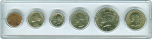 Marcus Mint and Proof Set Cases for Cent to Small Dollars