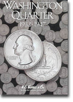 Harris Folder: Washington Quarters #1 1932-1947