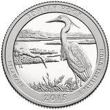 2015 National Park Quarters: Philadelphia Mint