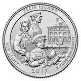 2017 National Park Quarters: Denver Mint