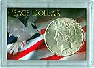 HE Harris Frosty Case: Peace Dollars