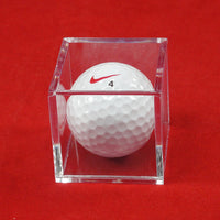 BCW Golf Ball Square Display Case