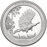 2015 National Park Quarters: Denver Mint
