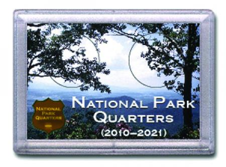 HE Harris Frosty Case: National Park Quarters Meadow 2 Hole