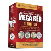 2020 Whitman Red Book - A Guide Book of U.S. Coin - Deluxe 5th Edition