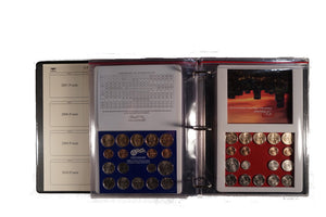 Eagle Mint Set Album 2007-2010