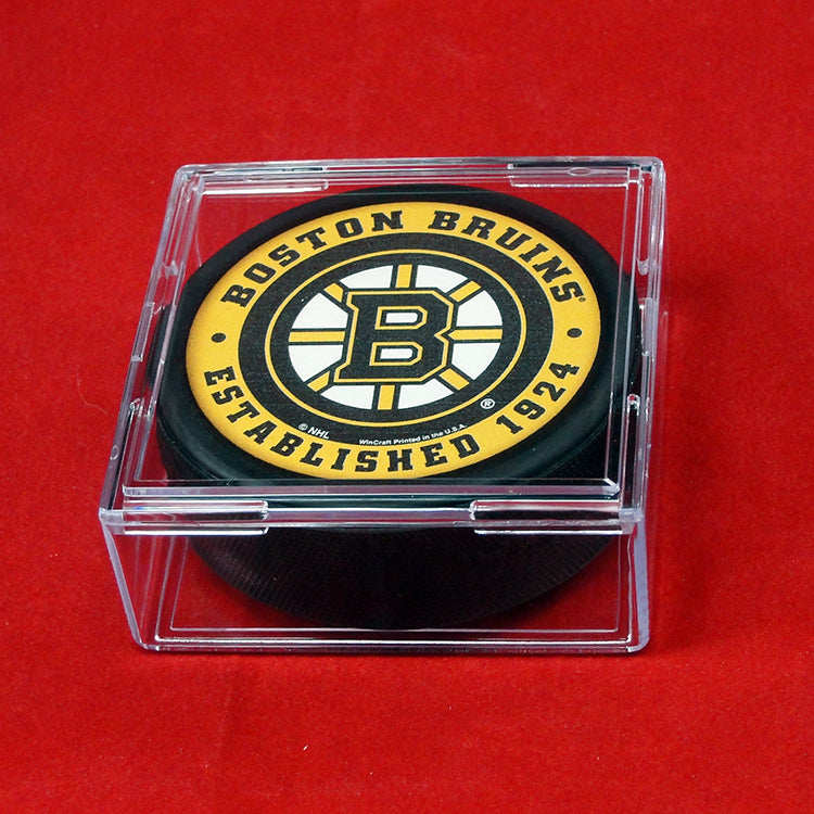 BCW Hockey Puck Display Case