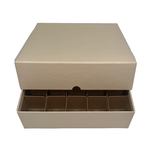Large Box for bank rolled and Tubed Silver Dollars, 38.1mm or 1.50""