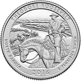 2016 National Park Quarters: Denver Mint