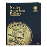 Whitman Folder: Native American Dollars: 2009-Date P&D #3163
