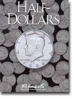 Harris Folder: Half Dollars- Plain