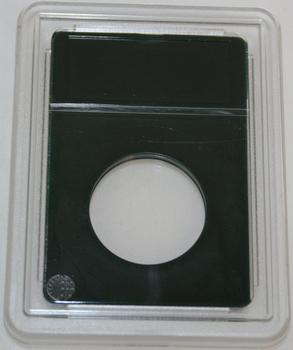 Coin World Coin Slabs for Small Dollars - 26.5mm (Slab # 14)
