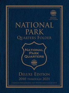 Whitman Folder: National Parks P&D