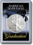 HE Harris Frosty Case for Silver Eagles: Graduation