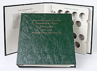 Littleton Album for Franklin Half Dollars 1948-1963
