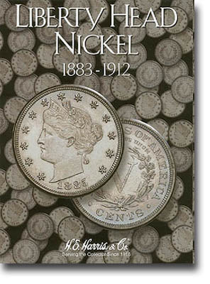 Harris Folder: Liberty Head Nickels 1883-1912