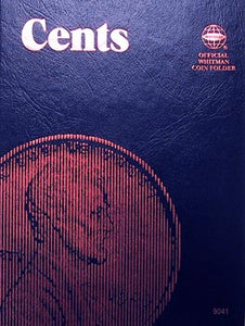 Whitman Folder: Cents Plain