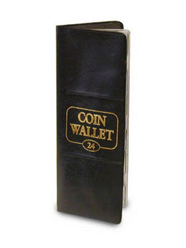 Coin Wallet: 24 Pockets
