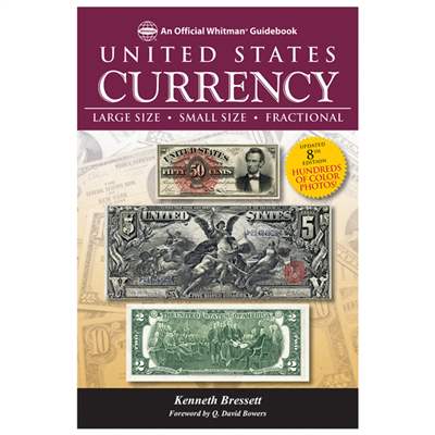 Whitman Guide Book of United States Currency: 8th Edition