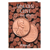 Harris Folder: Lincoln Cents #2 1941-1974
