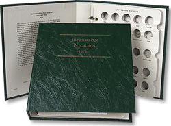 Littleton Album for Jefferson Nickels 1976-2006