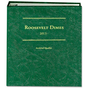 Littleton Album for Roosevelt Dimes 2013-Date