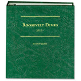 Littleton Album for Roosevelt Dimes 2013-Date LCA77