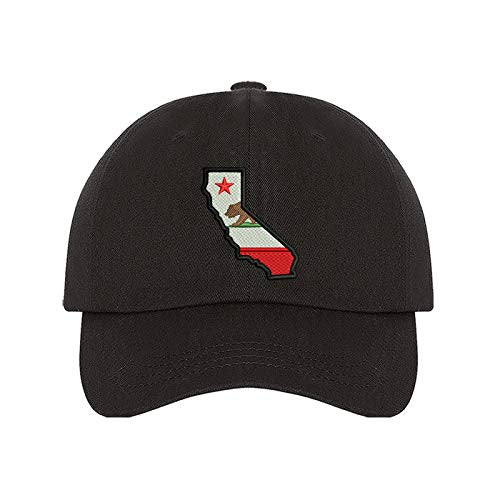 Californa Map Hat - Prfcto Lifestyle