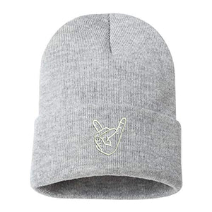 Rock On Hands Beanie Hat - Prfcto Lifestyle