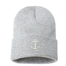 Load image into Gallery viewer, Anchor Cuffed Beanie - Prfcto Lifestyle