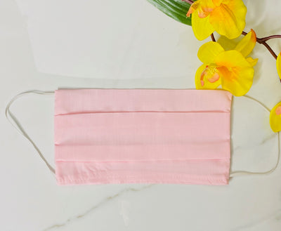 Adult Face Mask Covers, Cloth Mask Coverings, Cotton Face Masks, Face Mask with Filter Pocket, Mask, Protective Mask, Face Cover, Cloth Face Mask, Pink Face Mask, Made in LA