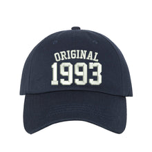 Load image into Gallery viewer, Original 1993 - 21st Birthday Dad Hat - Prfcto Lifestyle