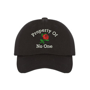 Property of No One Dad Hat Attitude Hat - Prfcto Lifestyle