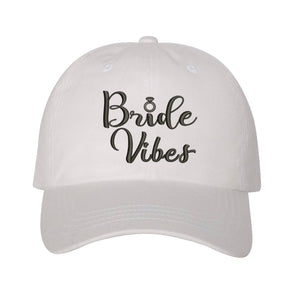 Bride Vibes & Champagne Vibes Dad Hat Set - Prfcto Lifestyle