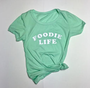 Foodie Life T-shirt - Prfcto Lifestyle