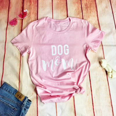Dog Mom Tshirt - Prfcto Lifestyle