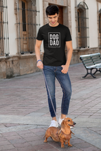 Load image into Gallery viewer, Dog Dad Tshirt - Unisex Tshirts