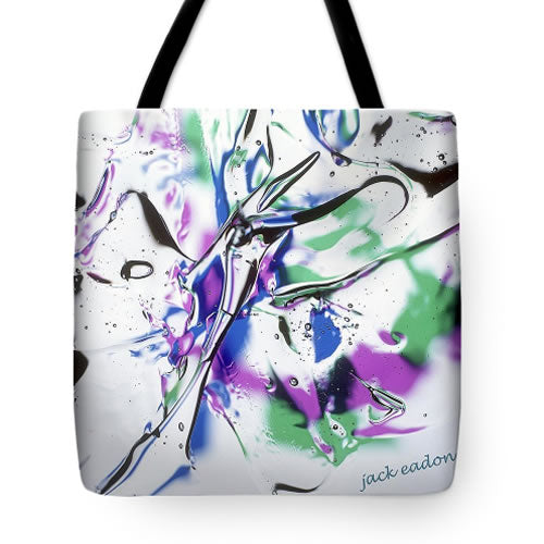 Gel Art #12 Day Tote