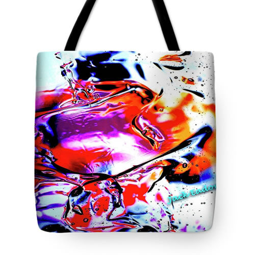Gel Art #14 Day Tote