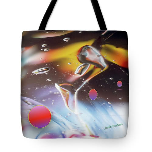 Gel Art #17 Day Tote