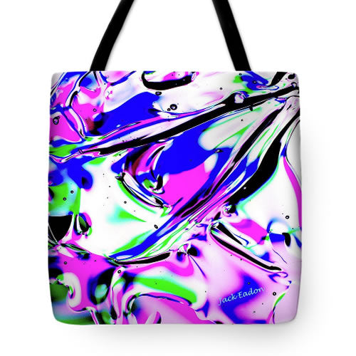 Gel Art #18 Day Tote