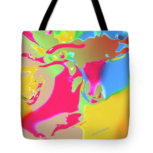 Gel Art #20 Day Tote