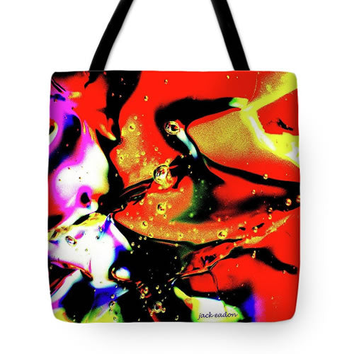 Gel Art #25 Day Tote